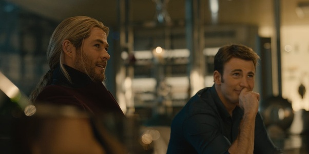 What characters have the closest friendship in the MCU? - Quora