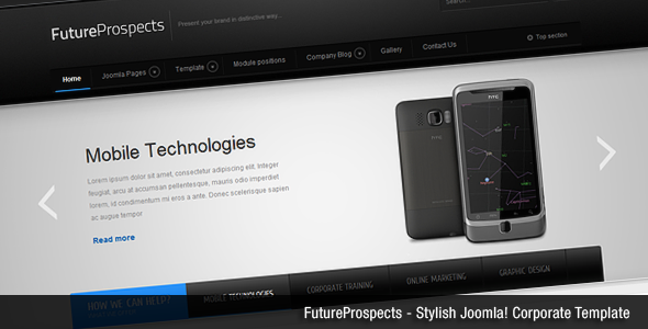 Top 10 responsive bootstrap joomla templates popular bootstrap futureprospects is a clean stylish template built with latest bootstrap framework designed for joomla cms it was designed as a template for maxwellsz