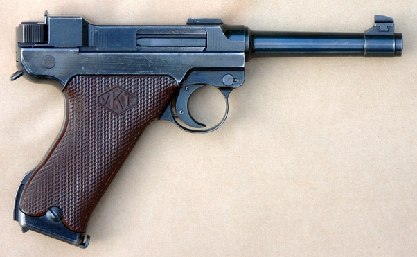 Are there any modern firearms that bear resemblance to the