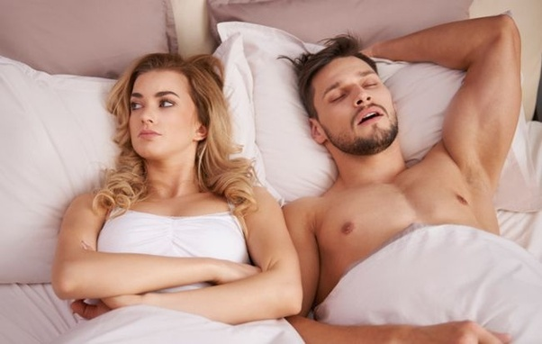 Can one get sick after sex