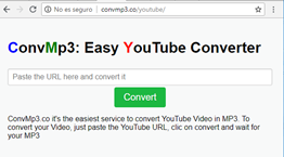 Youtube to mb3 converter
