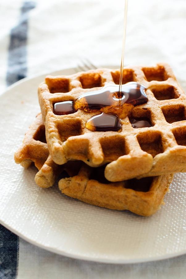 Do You Need Vanilla Extract To Make Waffles Quora