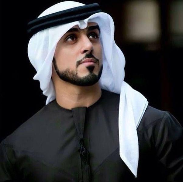 熱いイスラム教徒の男性