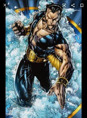 How powerful is Namor? - Quora