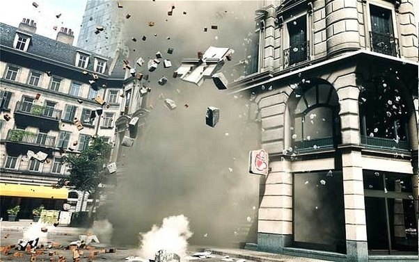 How To Make Destroyed Building In Unreal