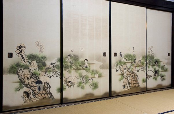 Do people in Japan frame original Japanese prints between two pieces ...
