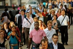 Commuter Returning From Rat Race >> How Can One Get Out Of Rat Race Quora
