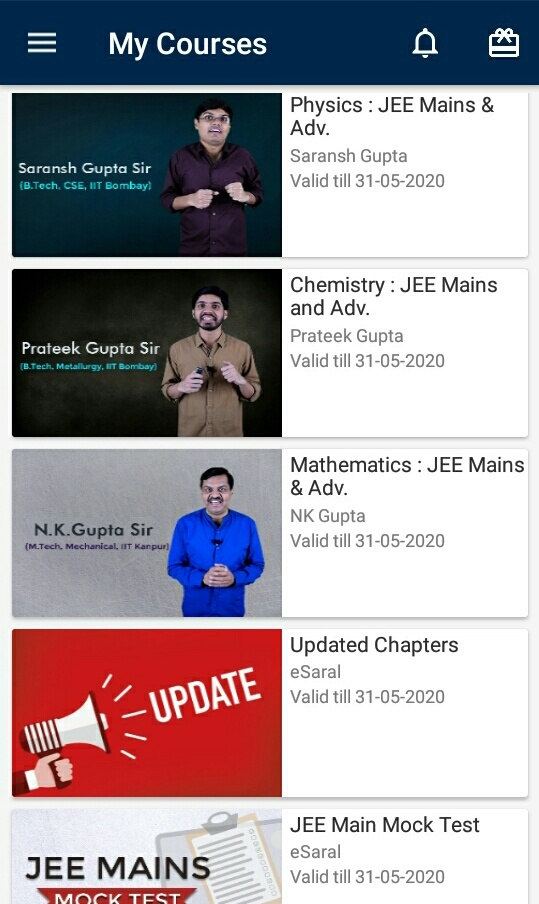 Which is the best app for IIT-JEE preparation? - Quora