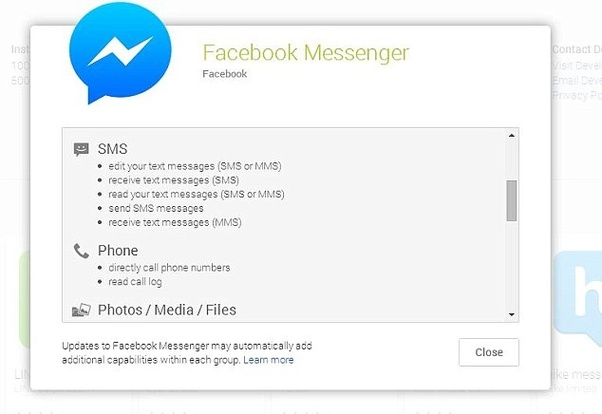 How to see someone's phone number on messenger - Quora