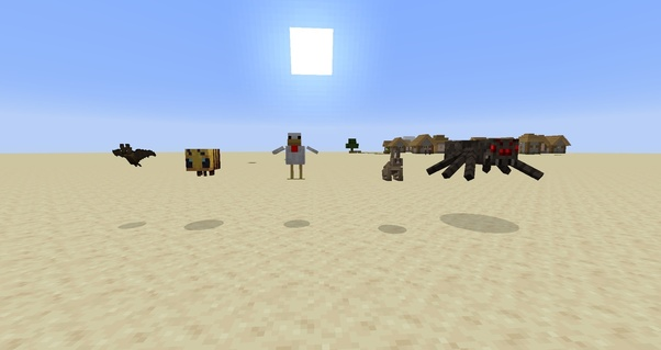Why Are Minecraft Bees So Big Quora