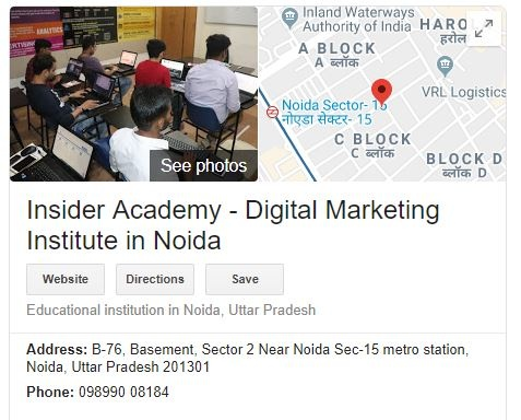Which is the best digital marketing institute in Noida? - Quora
