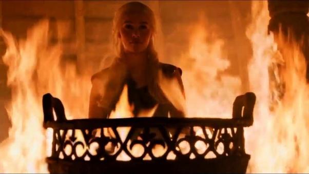 Spoilers] Where do you think Drogon took Daenerys? - Quora