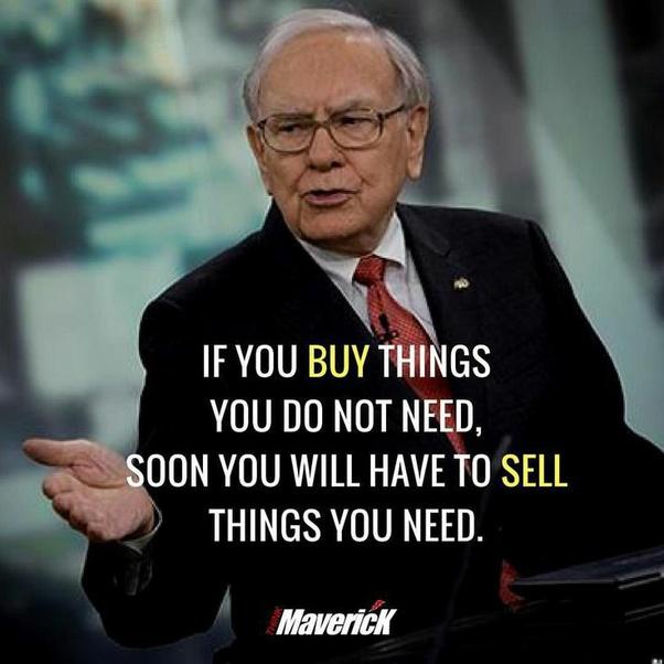 Apa Kata Bijak Warren Buffett Yang Paling Kamu Ingat Quora