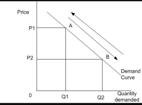 economics draw demand curve online