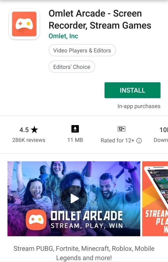 गेम की लाइव स्ट्रीम YouTube चैनल या