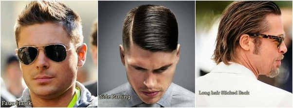 Which Hairstyle Will Suit Men Having A Round Face Quora