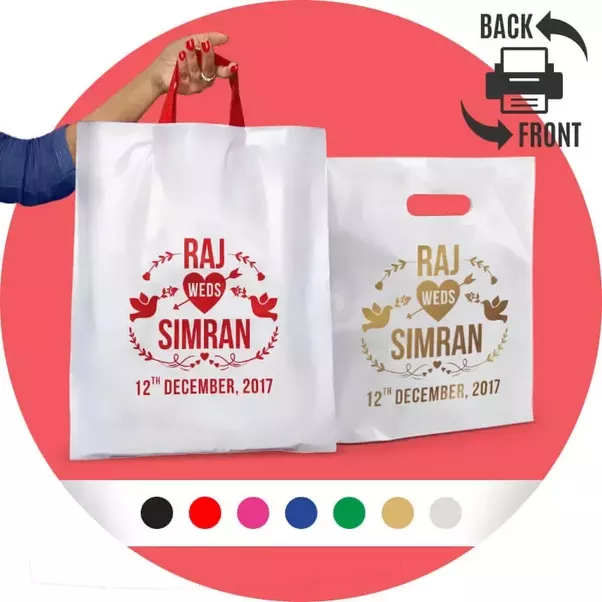 Is It Too Much To Give Wedding Guests Welcome Bags And