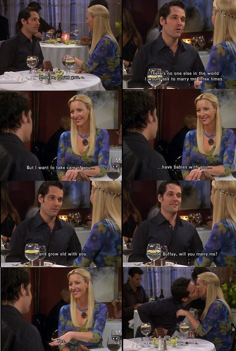 what are the best r tic dialogues from friends tv show quora
