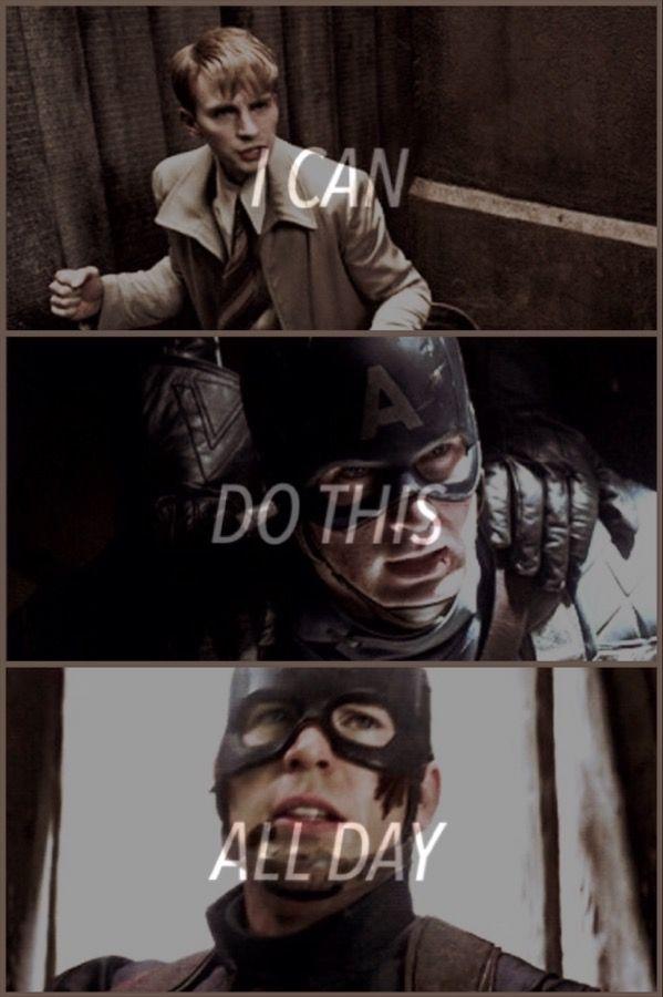 Who, out of Tony Stark, Captain America, and Bucky Barnes