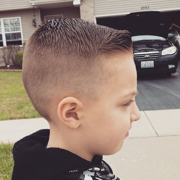 What Is Best Hair Cut For Boys Quora