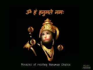 What are the benefits of reading hanuman chalisa 100 times? What