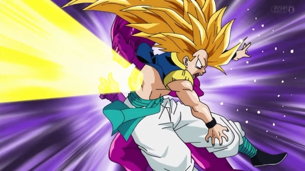 is ultimate gohan stronger than ssj3 gotenks i heard that ssj3