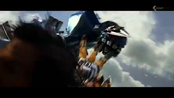 does optimus prime kill bumblebee in the new transformers trailer quora. Black Bedroom Furniture Sets. Home Design Ideas