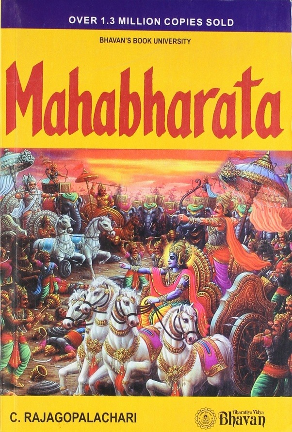 Photo Page: Which Is The Best Book To Read On The Mahabharata In