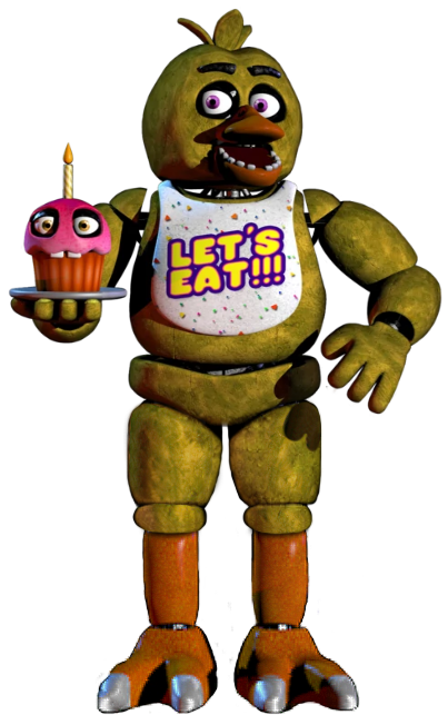 You character which fnaf loves Which NIGHTMARE