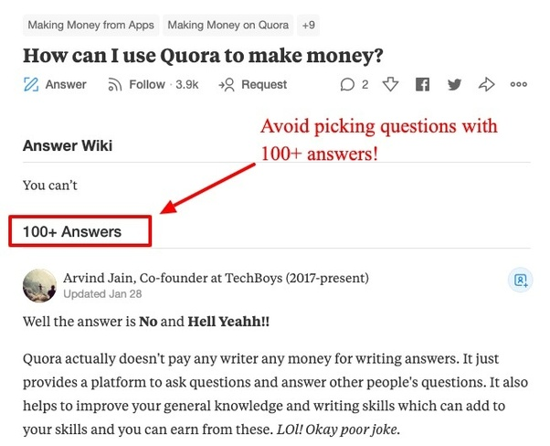 What are some tips for writing good answers on Quora? - Quora