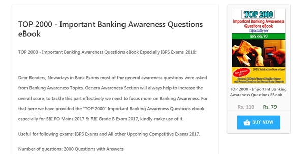 Best Ebook For Bank Po Exam