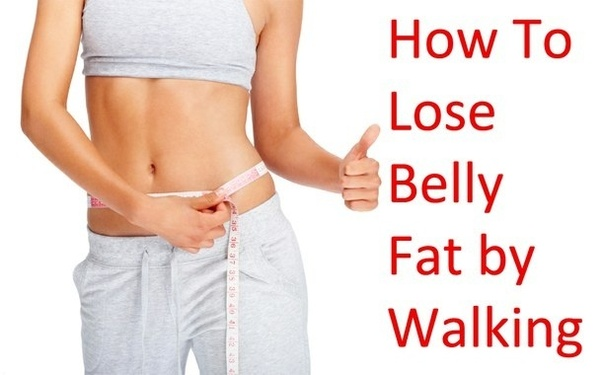 Can I Reduce Belly Fat Just By Walking If So When And How Much Time Should I Walk Daily Quora