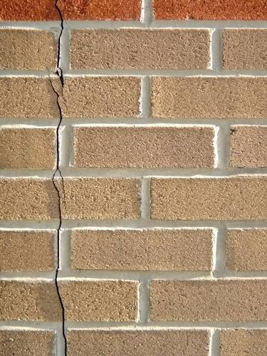 Captivating Moisure That Freezes Can Cause Something Known As Frost Thaw Which Also  Causes Cracks In Walls.