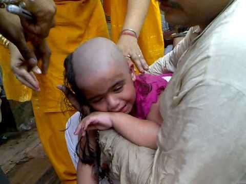 What is your opinion on shaving a baby's head to get rid ...