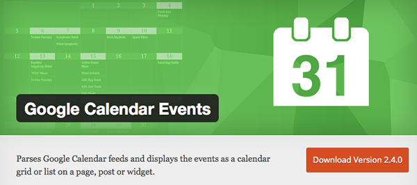 what wordpress plugin should i use to create an events calendar quora