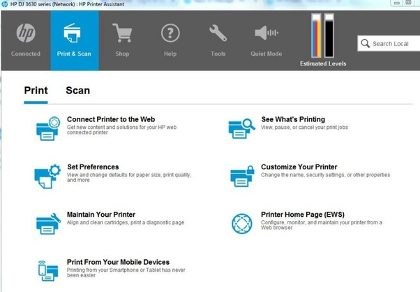 What is the HP Printer Assistant? - Quora