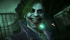 In The Injustice Game Lucy Look Like This And She Combines Harley Quinn Joker Features Perfectly