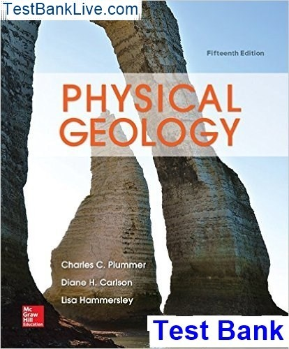Where can I download 'Test Bank for Physical Geology 15th