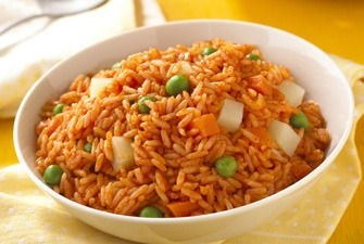 Do you find making fried rice to be easy can you cook well on a i do not put peas nor carrots or potatoes on my rice like this picture my rice is just plain red mexican rice it is red because of the tomato juice it ccuart Image collections