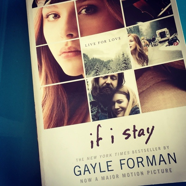 What is the most disturbing book youve ever read and why quora this young adult novel deals with a 17 year old girl named mia hall who is the only survivor of a car crash that killed both her parents and her younger fandeluxe Choice Image