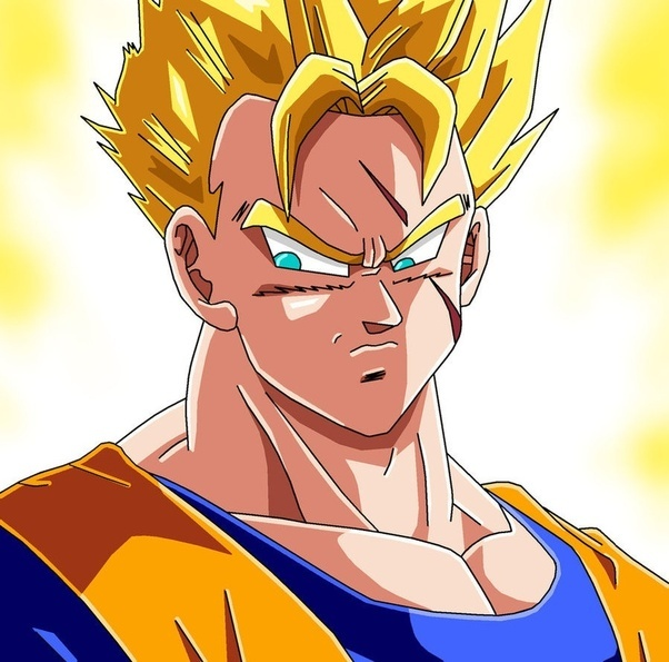 How Come Gohan Didnt Wear Gokus Gi During The Cell Games Quora