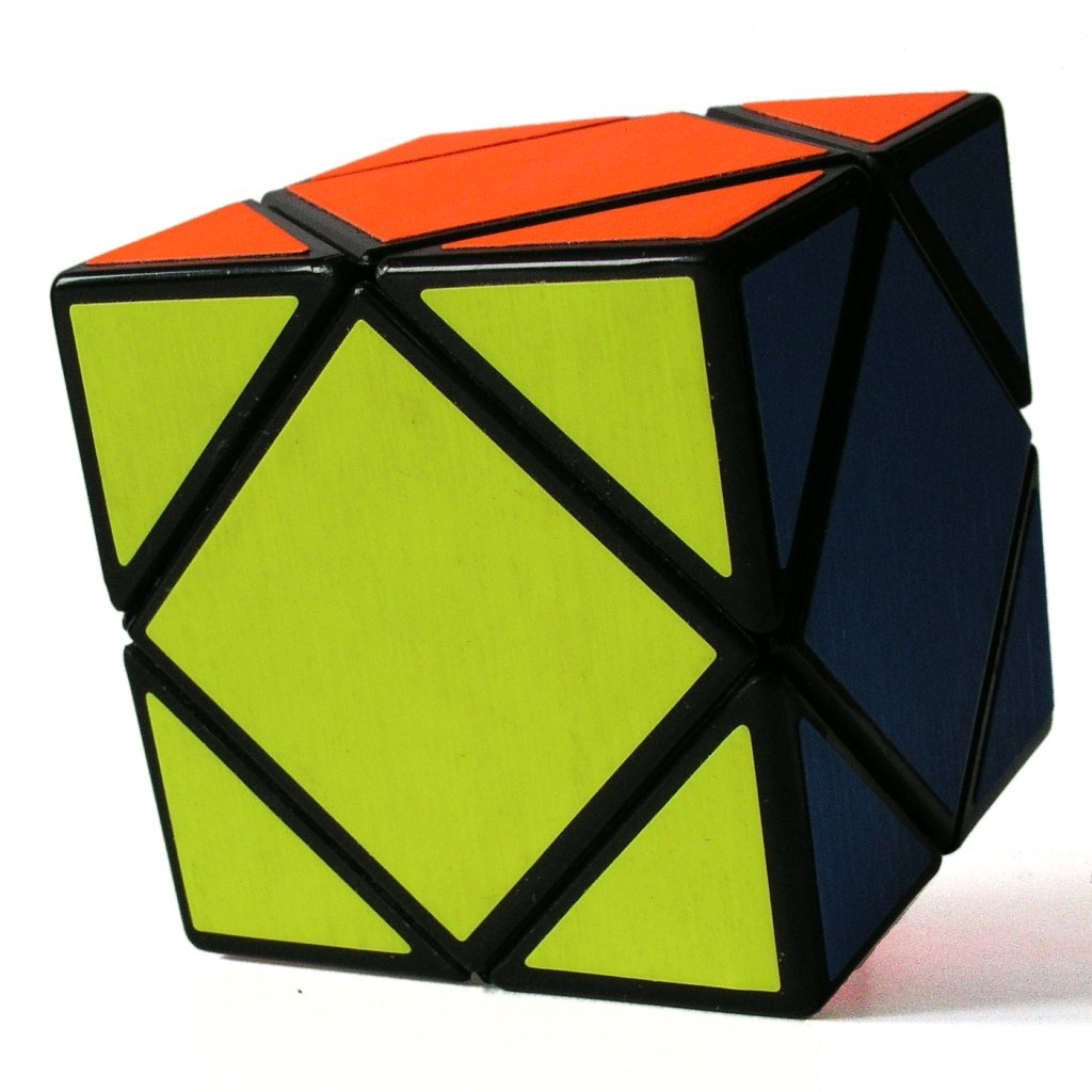 How many types of Rubik's cube are available? - Quora