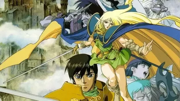 What Are Some Good Anime With Elves Characters?