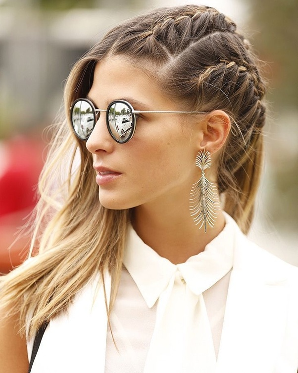 What are the perfect hairstyles for college girls? - Quora