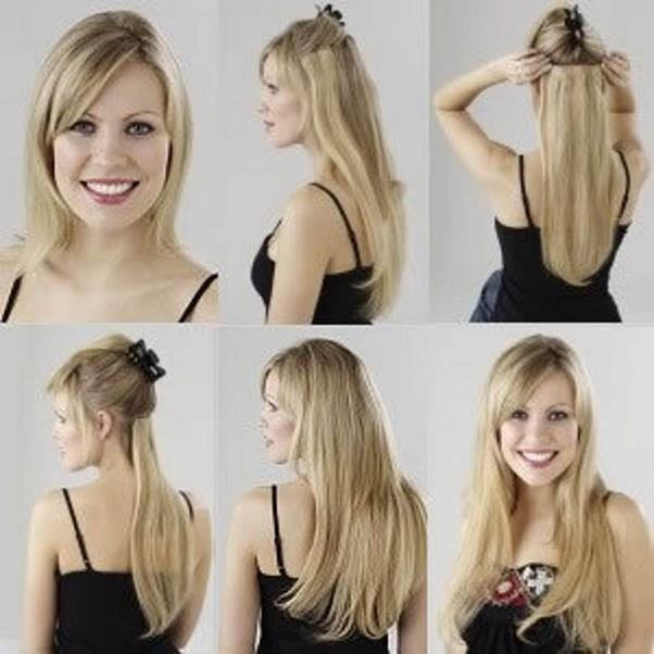 What Are The Different Types Of Hairpiece And Hair Extension