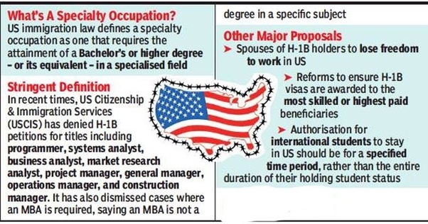 What is the easiest way to get a job in the U S  if you're from