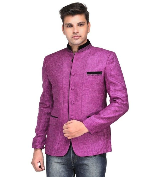 Purple suits comes in various shades Some preferred shads are dark purple, light purple, gold and purple. Gold and purple tuxedo is a super cool color combo. It is not just about suits we have mens purple dress pants and boys purple pants.