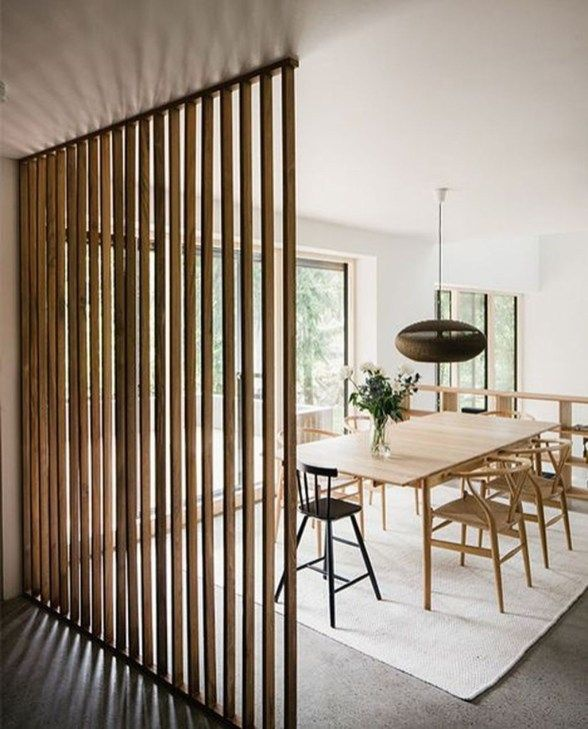 What Is Your Innovative Idea To Separate Your Living And Dining Room Quora