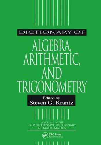 Where from i can download buy the book solving problems in algebra dictionary of algebra arithmetic and trigonometry fandeluxe Choice Image