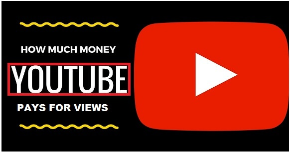 How much money does a YouTube video with 1 million views